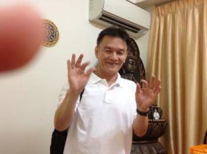 Master Tony Chew June 2013