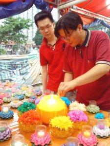 Medicine Buddha 2011 (3) Master Tony Chew