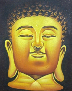 Buddha Painted by Master Tony3