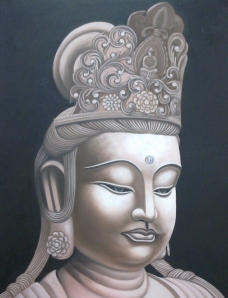 Kuan Yin by Master Tony Chew